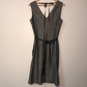 Banana Republic Linen Dress